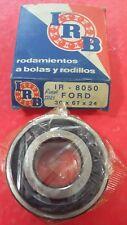 RODAMIENTO IRB IR8055 30X67X24, FORD, NUEVO