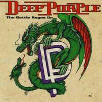 DEEP PURPLE the battle rages on (CD, album) hard rock, very good condition, 1993