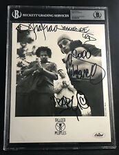 DILATED PEOPLES HIP HOP RAP GROUP AUTOGRAPHED SIGNED 8X10 PHOTO BECKETT BAS