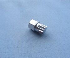 (1) clave radsicherung llantas castillo Steck-nuez llave vaso n1/11 diente