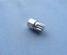 (1) schlüssel Radsicherung Felgenschloss Steck-Nuss Steckschlüssel N1 /11 zahn
