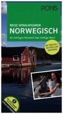 PONS Reise-Sprachführer Norwegisch (2016, Taschenbuch)