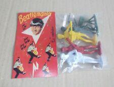 Vintage toy figures EMIROBER spain - THE BEATLES - BEATLEMANIA Ringo Starr - 60s