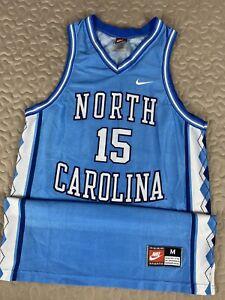 Vince Carter UNC Nike North Carolina Tar Heels Vintage Basketball Jersey Sz M