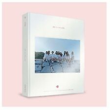TWICE 1st PHOTOBOOK ONE IN A MILLION PHOTO BOOK 310p + DVD + Express Shipping