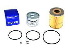 Filtersatz Land Rover Serie 2 & 3 (2.25 Diesel)