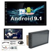 "2DIN 7"" Android 9.1 Car Stereo Radio GPS Navigation Mirror Link 2+16GB Universal"