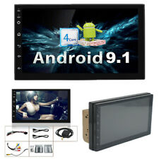 "2DIN 7"" Android 9.1 Car Stereo Radio GPS Navigation Mirror Link 2+16GB Universal"