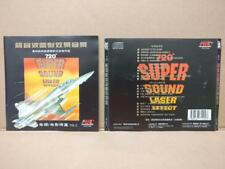 Mega Rare TV & Movies Super Sound Laser Effect Music 1993 Singapore CD FCS8379