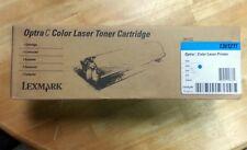 GENUINE Lexmark Optra C Toner 1361211 Cyan SEALED NEW IN BOX