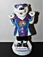 Orlando Solar Bears ECHL Hockey Mascot Shades Bobble Head Statue Bobblehead