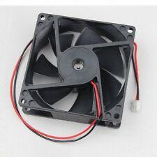 Ball Bearing 8cm 80mm 80x25mm 24V Brushless DC Cooler Cooling Fan 2Pin 69CFM New