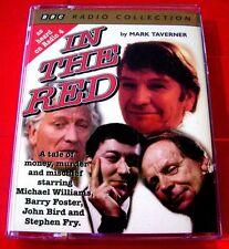 Mark Tavener In The Red 2-Tape Audio Drama Michael Williams/John Bird/B.Foster+