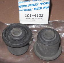 NOS CONTROL ARM BUSHING KIT -fits 83-90 Audi Volkswagen - Beck/Arnley 101-4122
