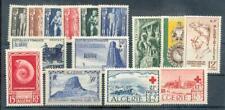 ALGERIE 1952 Yvert 288-302 ** POSTFRISCH (F0097