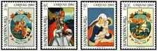 Timbres Arts Tableaux Luxembourg 968/71 ** lot 20496