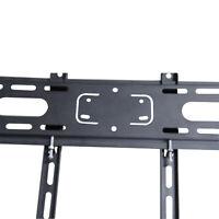 "New 17""-50"" Inch TV Stand Floating Wall Mount Bracket Holder Flat Panel Black"