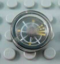LEGO Black Pirate Minifig Compass Accessory