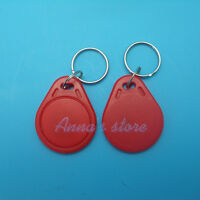 1PC RED Proximity ReWritable 125KHZ RFID Card Tags with 5567/T5577/T5557 Chip