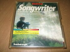 ** Atari 400/800/XL/XE Disk - Songwriter by Scarborough Systems - Complete! **
