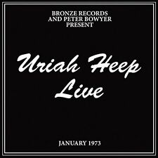 Uriah Heep - Live [New Vinyl] UK - Import