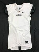Nike Vanderbilt Commodores - White Nylon Jersey (Multiple Sizes) - Used