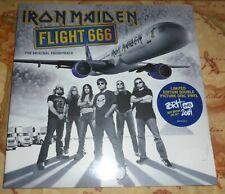 IRON MAIDEN - FLIGHT 666 - 2 LP Vinile Limited Picture Disk - Nuovo Sigillato