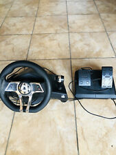 volante f1 con pedaliera Gamestop per Playstation Ps3 e Playstation Ps4