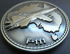 *2014 Australian RAAF F-111 Centenary of Aviation Medallion UNC *