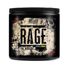 Warrior Rage Pre Workout Supplement Powder Berry 392-Gram 45 Servings