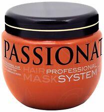 Passionate Haarmaske alle Haartypen Haarkur Packung Spülung  Arganöl Haar Maske