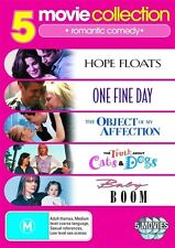 Romantic Comedy Collection - Hope Floats / One Fine Day  - NEW SEALED (R  4
