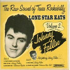 Texas Rockabilly EP - Lone Star Kats Vol.2  Johnny Dollar & Johnny Fallin