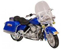 HARLEY DAVIDSON Modelo, 1997 FLHR Road Rey, MAISTO MOTO 1:18