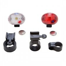 Planet Bike Blinky Safety 1-LED Micro Bicycle Light Set