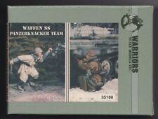 WARRIORS SCALE MODELS 35188 - WAFFEN SS PANZERKNACKER TEAM - 1/35 RESIN KIT