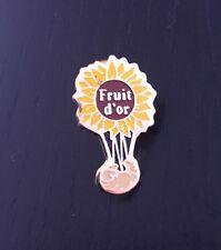 Pins, Fruit D'or Tournesol ,TBE,(P6)