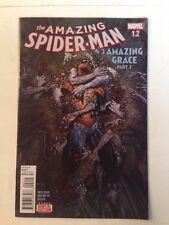 Amazing Spider-man 1.2 Amazing Grace Part 2 Near Mint