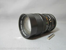 NAVITAR MACRO 1.8/12.5-75mm C-MOUNT ZOOM LENS 16MM MOVIE CAMERA
