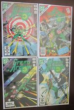 Green Arrow Comics Set # 1 - 4 - 6.0 FN - 1983