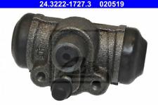 Radbremszylinder für Bremsanlage Hinterachse ATE 24.3222-1727.3