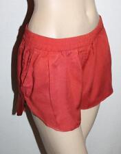chic a booti  Brand Brick Colour Runner Shorts Size 10-S BNWT #TC50