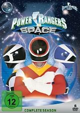 POWER RANGERS CLASSIXX - POWER RANGERS-IN SPACE (DIE KOMPLETTE SERIE) 5 DVD NEU
