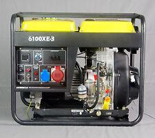 STROMAGGREGAT STROMERZEUGER 6.9 kvA KOMPAK DK6100LE-3 DIESEL 400V