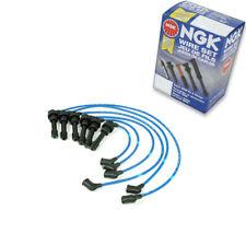 1 pc NGK Spark Plug Wire Set for 1991-1999 Mitsubishi 3000GT 3.0L V6 - hd