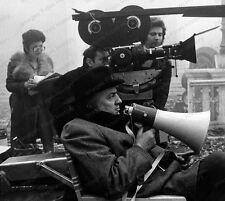 8x10 Print Director Federico Fellini Amarcord 1973 #FF