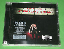 PLAN B CD DEFAMATION OF STRICKLAND BANKS +BONUS TRACKS VGOOD 2010 5051865847120