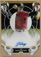 2019 High Tek Jon Duplantier RC Auto Arizona Diamondbacks