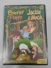 JACKIE & NUCA BANNER Y FLAPPY SERIE TV VOL 21 - DVD 2 CAPITULOS REGION 0