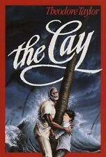 The Cay (Turtleback School & Library Binding Edition)-ExLibrary